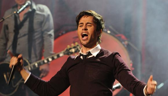 Enrique Iglesias, Prince Royce y CNCO fueron los grandes triunfadores de la tercera edición de los premios. (AFP)