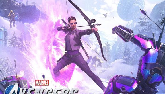 'Kate Bishop' será el primer personaje descargable en llegar al videojuego.