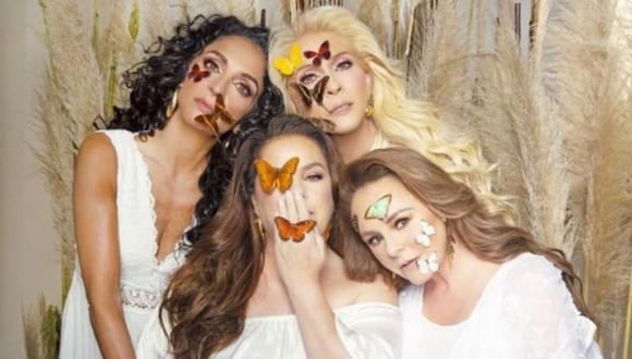 Yuri y Pandora ofrecerán imperdible concierto en Lima. (Foto: DIfusión)