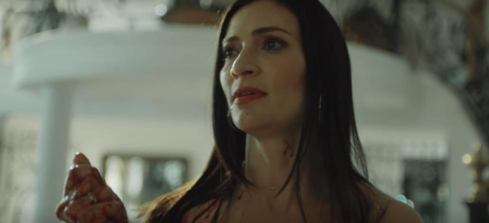 """Ana María Orozco, la actriz colombiana recordada por protagonizar la exitosa telenovela """"Yo soy Betty, la fea"""", es parte de """"Perdida""""."""