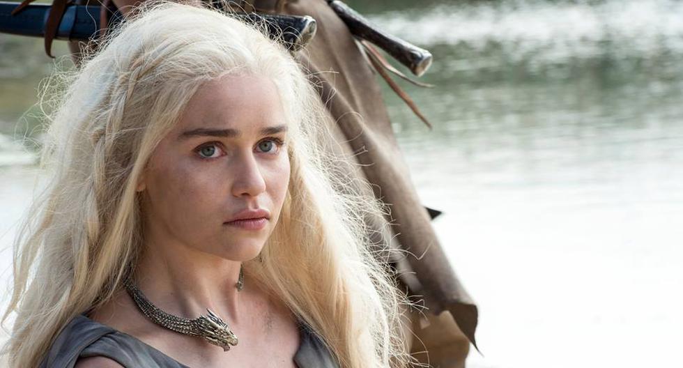"""Emilia Clarke revela que culminar las grabaciones de """"Game of Thrones"""" fue liberador (Foto: HBO)"""