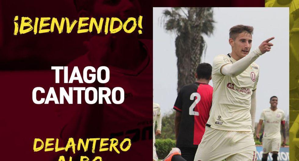 Cantoro llega a Piura en busca de mayor protagonismo. (Foto: Atlético Grau)