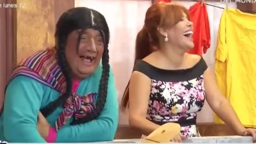 """Magaly Medina dice que sus programas de espectáculos """"tenían un poco de clase"""". (Latina)"""