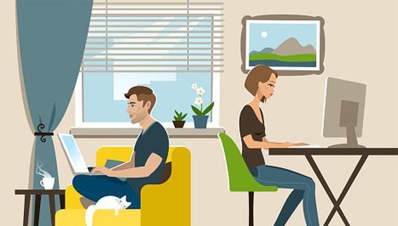 Un 86% de estudiantes aplica lo aprendido de los cursos en línea para mejorar en sus empleos y negocios. (Getty)