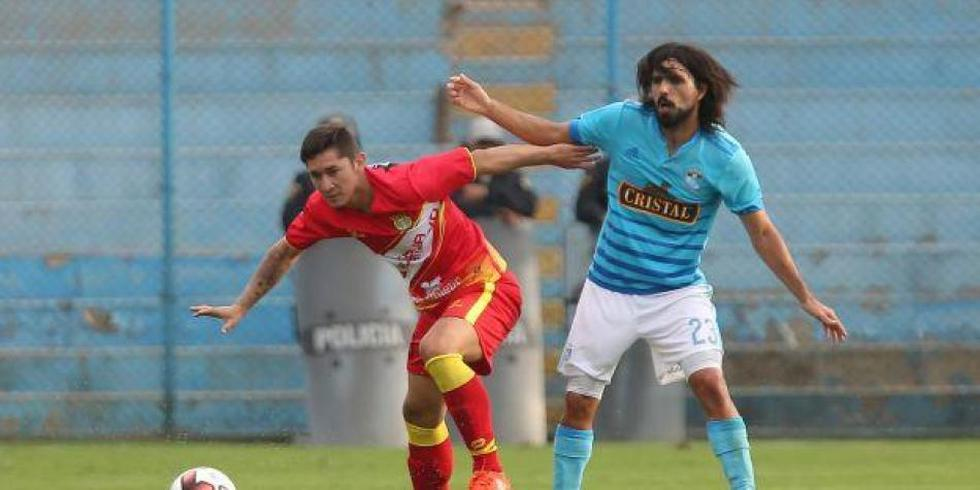 Sporting Cristal y Sport Huancayo, líderes del grupo A y B, respectivamente, se enfrentarán el 6 y 13 de mayo. (USI)
