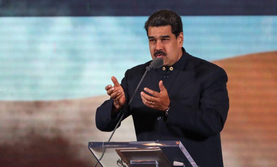 """Nicolás Maduro recordó que en Venezuela viven casi un millón de personas con nacionalidad de algún país europeo y afirmó que """"han abandonado a sus inmigrantes aquí"""" con la actitud que muestran los países europeos. (Foto: EFE)"""
