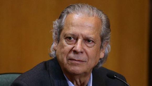 Ex ministro brasileño José Dirceu, acumula su tercera condena (Boca Maldita).