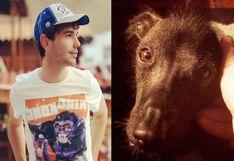 """""""Nos vemos en el próximo nivel"""", la triste despedida de Bruno Pinasco a su perro 'Pisco'"""