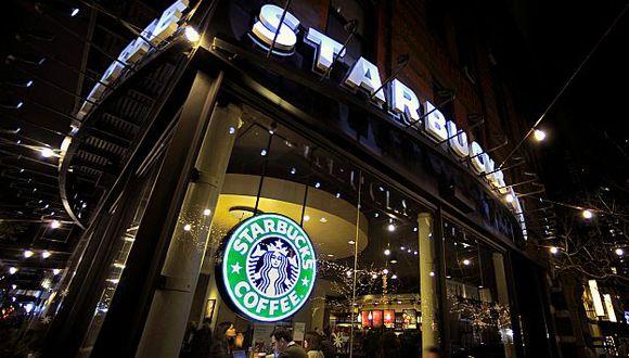 Starbucks valora el café peruano. (Bloomberg)