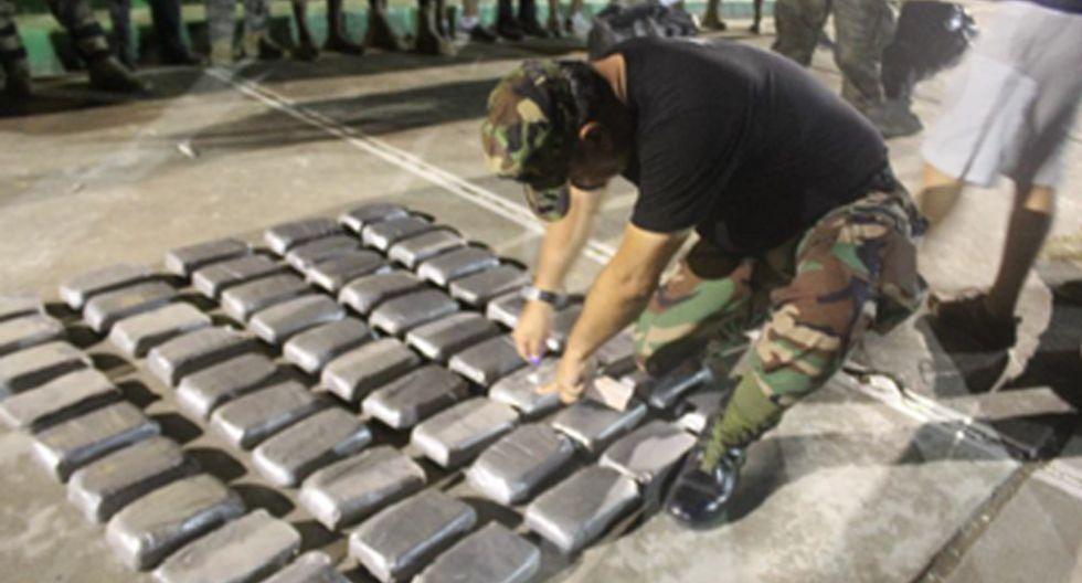 La Policía Nacional (PNP) desarticuló una organización dedicada al tráfico de drogas. (Foto: PNP)