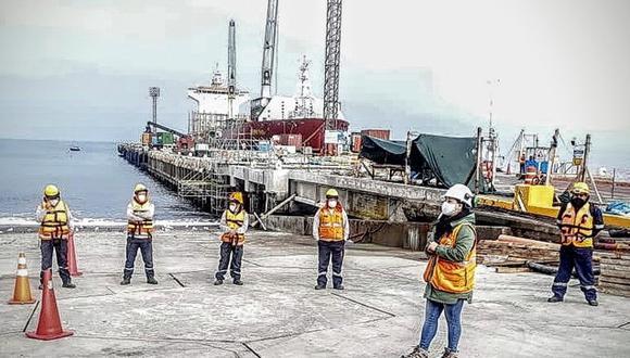 El monto de inversión de la obra bordea los S/ 24 millones. (Foto: MTC)