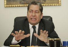 "Eloy Espinosa-Saldaña: ""Es falso que el Tribunal Constitucional responda a intereses políticos"""