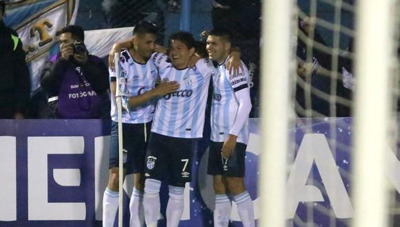 Atlético Tucumán enfrentará en la siguiente fase de la competición a Independiente de Avellaneda o Deportes Iquique. (AFP)