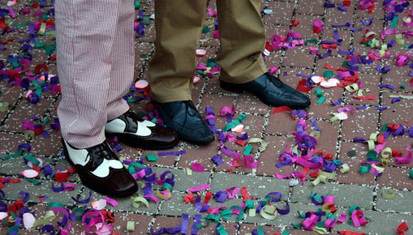 A partir delo 2019, las parejas homosexuales podrán contraer matrimonio en Austria. (Getty Images)