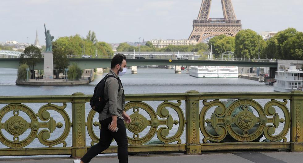 Francia rebasa los 10.000 nuevos casos de coronavirus en 24 horas