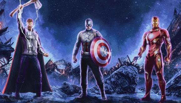 Nueva película se estrenará en Perú este 25 de abril. (Foto: Marvel Studios)