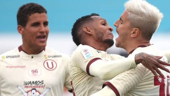Universitario venció por 2-0 a San Martín por la jornada 8 de la Liga 1. (Foto: Liga 1)