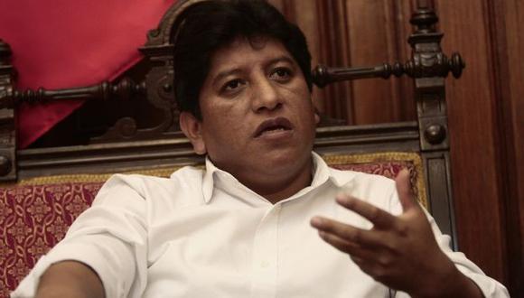 Josué Gutiérrez conversó con Perú21. (Mario Zapata)