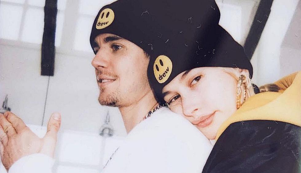 """Justin Bieber y su romántico mensaje a su esposa Hailey Baldwin: """"Tu eres mía y yo soy tuyo"""". (Foto: @haileybaldwin)"""