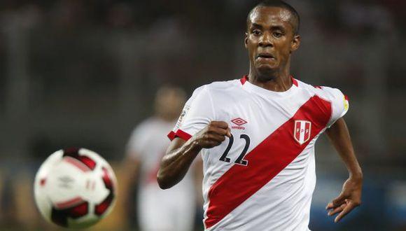 Nilson Loyola fue parte del grupo de la selección peruana que fue al Mundial Rusia 2018. (Francisco Neyra / GEC)