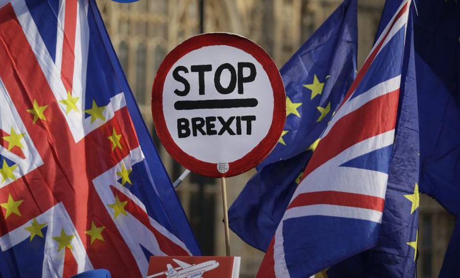 Tras el tercer rechazo, la Unión Europea anuncia una cumbre extraordinaria el 10 de abril por el Brexit. (Foto: AP)