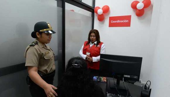 La ministra sentenció que los especialistas de la UPE, junto a la fiscalía y personal policial entrevistaron a todos los integrantes de la familia. (Foto: MIMP)