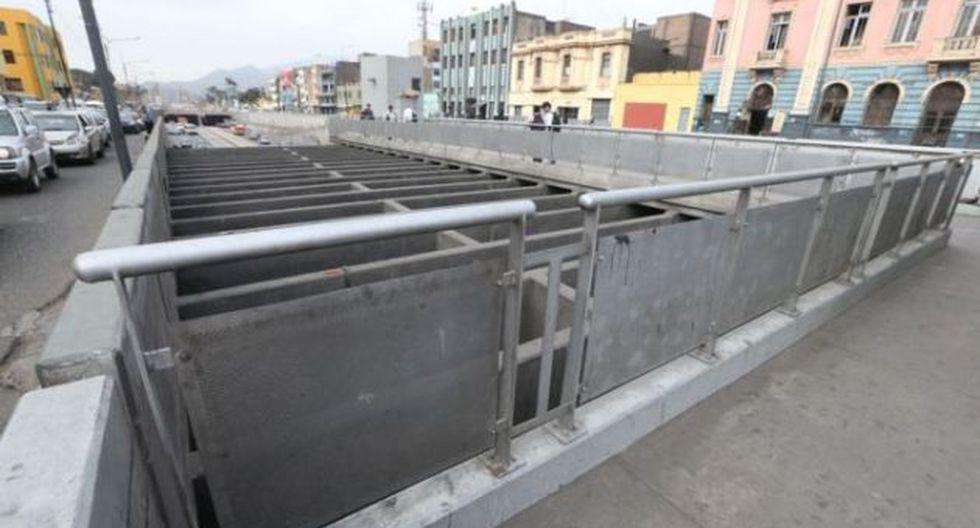 Protransporte: Joven accidentado en baranda del Metropolitano será atendido por compañía de seguros. (Andina)