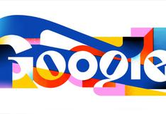 Google le rinde homenaje a la letra Ñ con un doodle