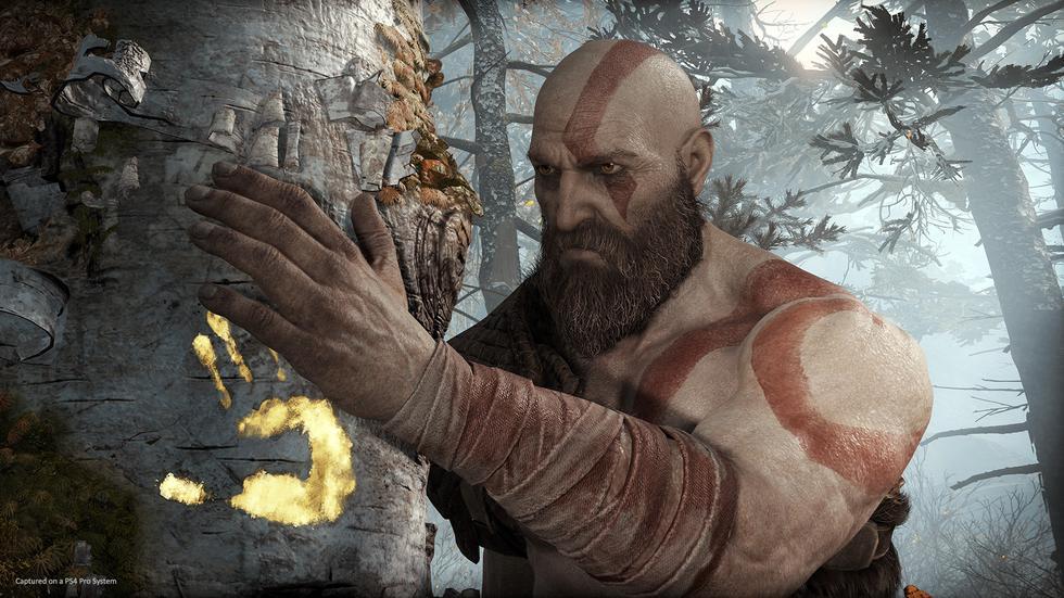 El nivel gráfico desarrollado para la elaboración de Kratos goza de un gran acabado.