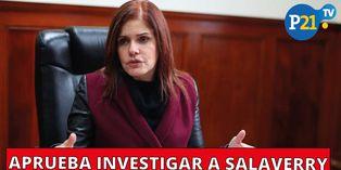 Vicepresidenta Aráoz respalda investigación a Daniel Salaverry