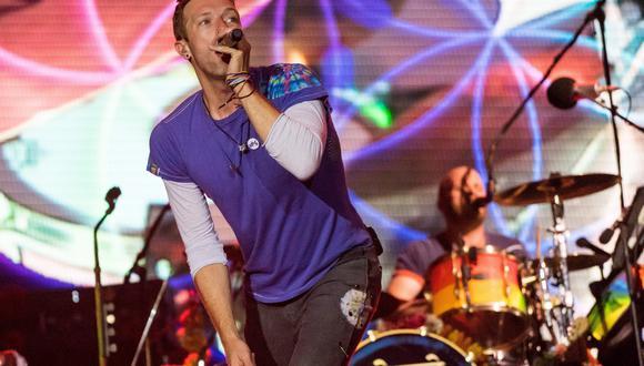Coldplay: Este es el nuevo nombre de la banda (Foto: EFE)