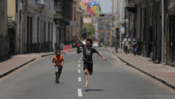 El ensayo se daría en menores de 12 a 17 años. (Foto: Leandro Britto / @photo.gec)