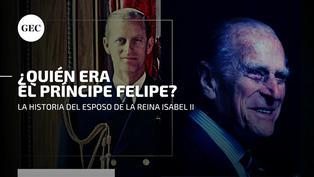 Murió el príncipe Felipe, marido de la reina Isabel II
