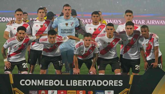 Marcelo Gallardo confirmó el equipo que enfrentará a Flamengo (Foto: EFE/ Archivo)