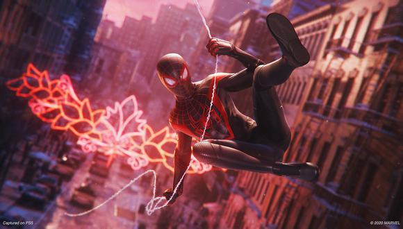 Marvel's Spider-Man: Miles Morales saldrá a la venta el 19 de noviembre. (Difusión)