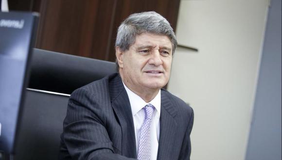 Raul Diez Canseco estuvo presente en la ceremonia de juramentación de Keiko Fujimori en Arequipa (GEC).