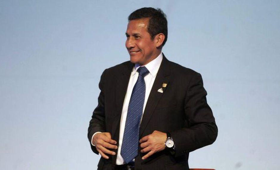 Ollanta Humala se comprometió a apoyar el deporte. (Peru21)