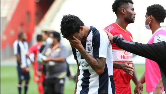Farah habló tras descenso de Alianza Lima a la Segunda División del Fútbol Peruano. (Foto: Liga 1)