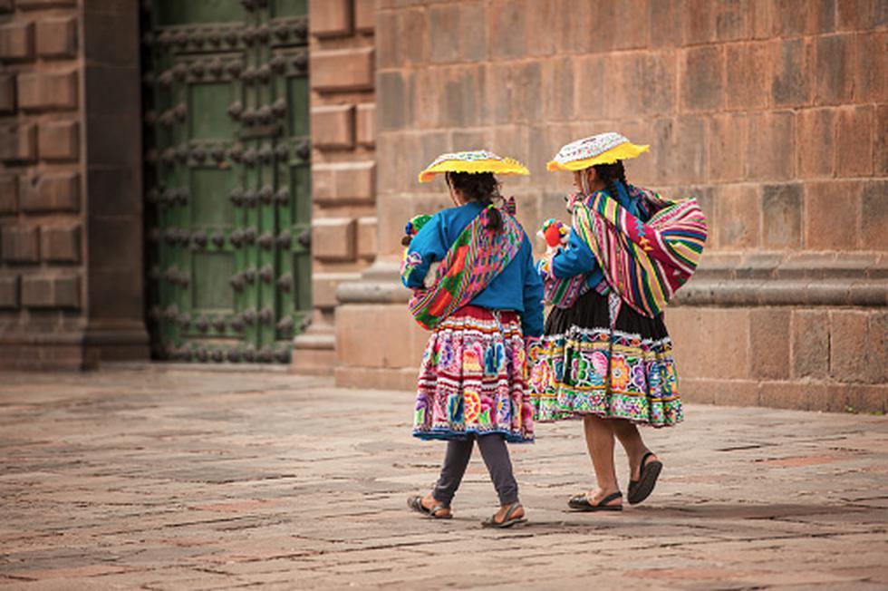 Mujer peruana (Getty)