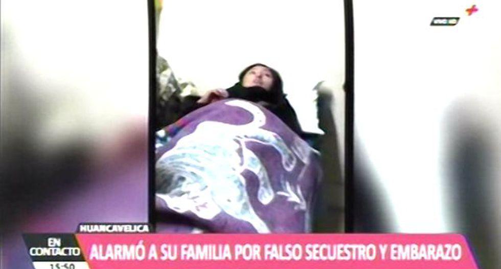 Esta joven señaló que había sido hostigada por su expareja. (Foto: ATV+)