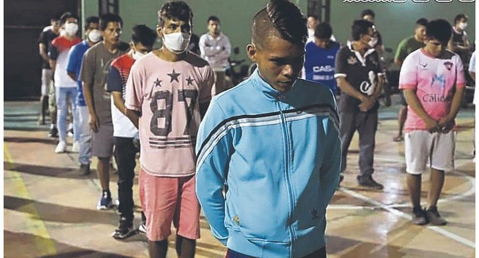 """La Libertad lidera ranking con cerca de 8 mil detenidos desde inicio del """"toque de queda"""". (GEC)"""