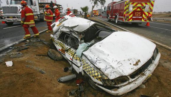 Víctimas de accidentes viven drama muy difícil de superar [INFORME] (USI)