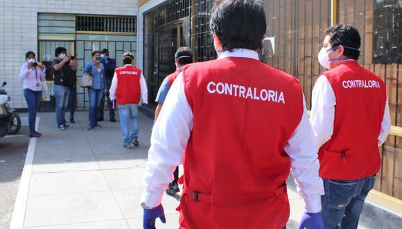 Contraloría identificó 375 presuntas responsabilidades penales, civiles y/o administrativas. (Foto: Contraloría)