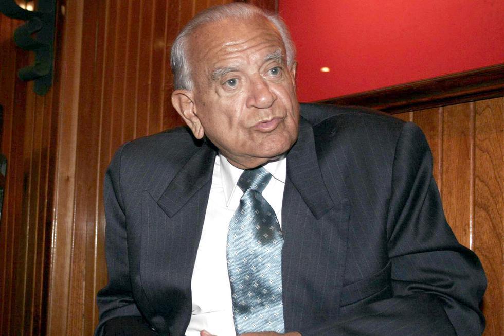 Fue ganador del premio Astro, en varias oportunidades, como mejor narrador de noticias del Perú..2006 (Foto: GEC Archivo)