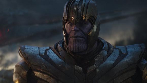 """""""Avengers Endgame"""": Estos son los cambios que tuvo la armadura de Thanos antes de la versión oficial. (Foto: Marvel Studios)"""