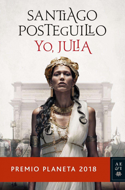 Yo, Julia de Santiago Posteguillo. (Internet)