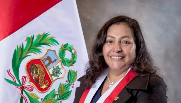 Karol Paredes también lidera la Comisión de Ética. (Foto: Congreso)