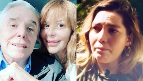 Alejandra Guzmán se pronuncia sobre las acusaciones de Frida Sofía contra Enrique Guzmán. (Foto:@laguzmanmx/Captura De primera mano)