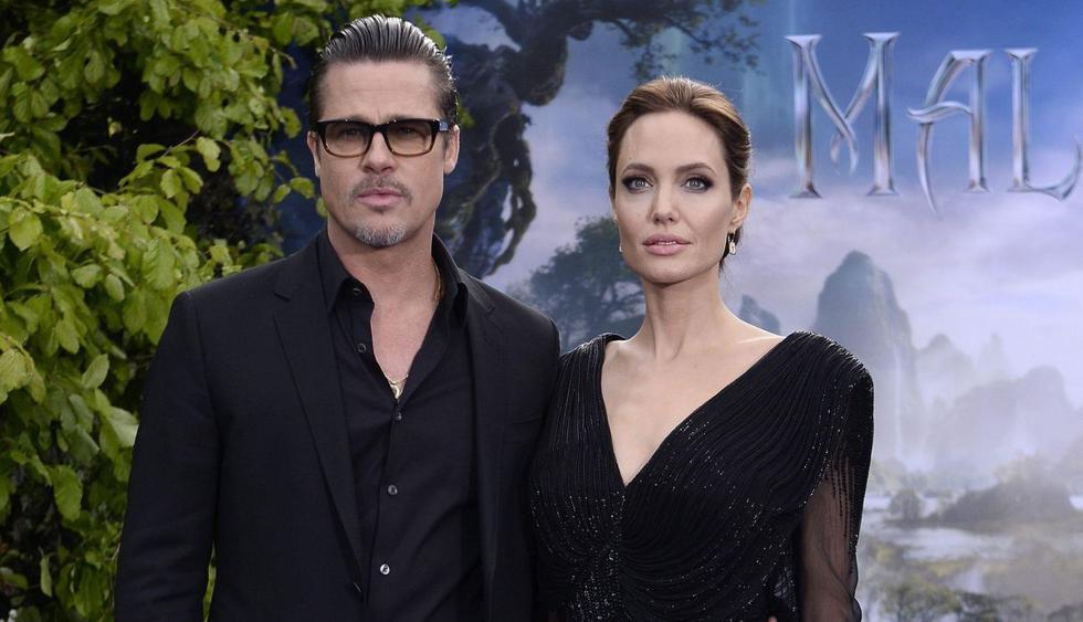 Angelina Jolie y Brad Pitt están oficialmente solteros. (Foto: EFE)