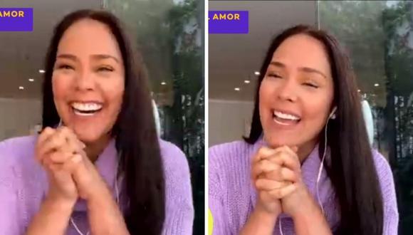 Karen Schwarz brindó algunos detalles sobre su regreso a Latina y afirmó estar feliz de este nuevo espacio. (Captura de pantalla / Mujeres al mando).